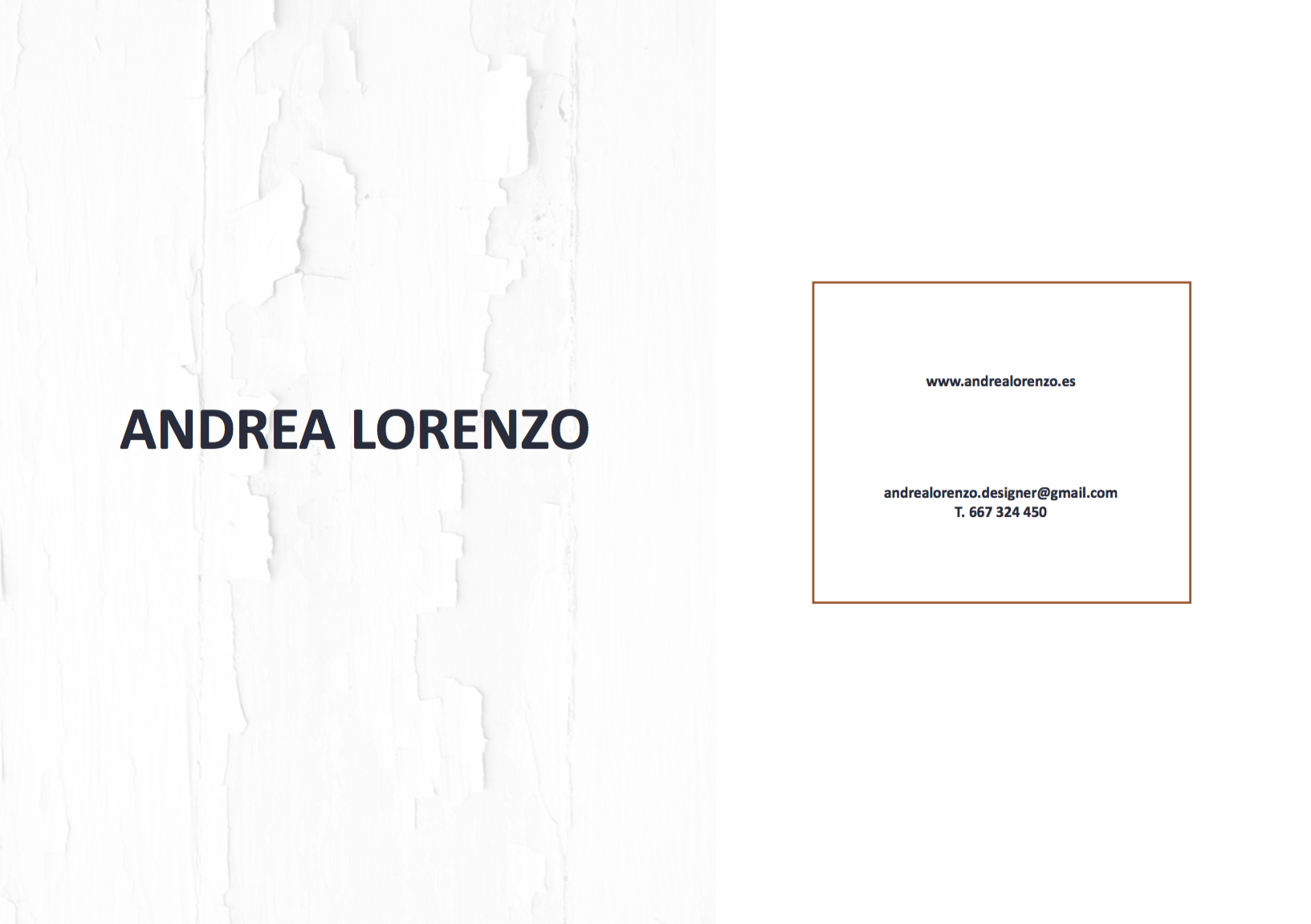 Andrea Lorenzo | Mango contact