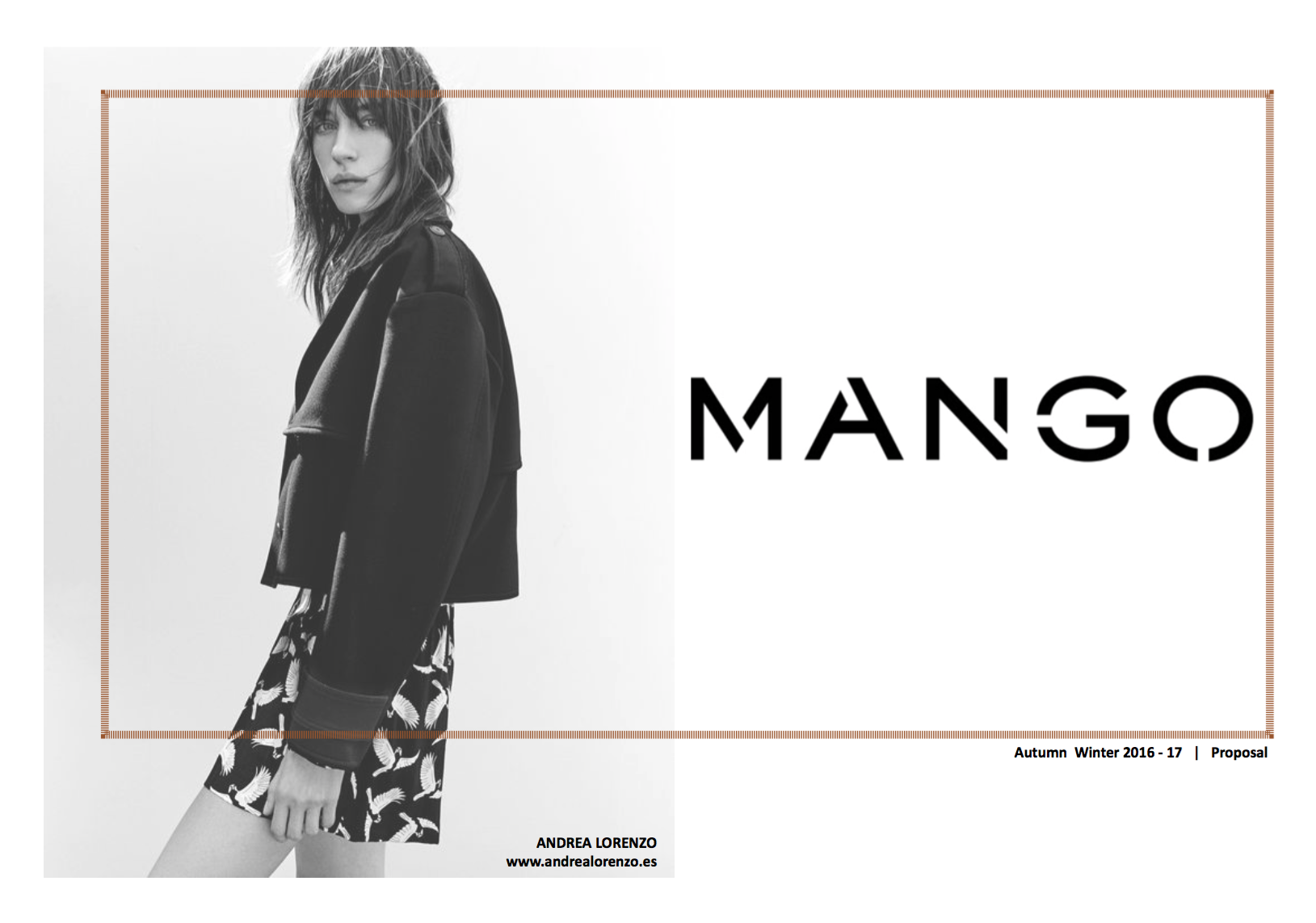 Andrea Lorenzo | Mango