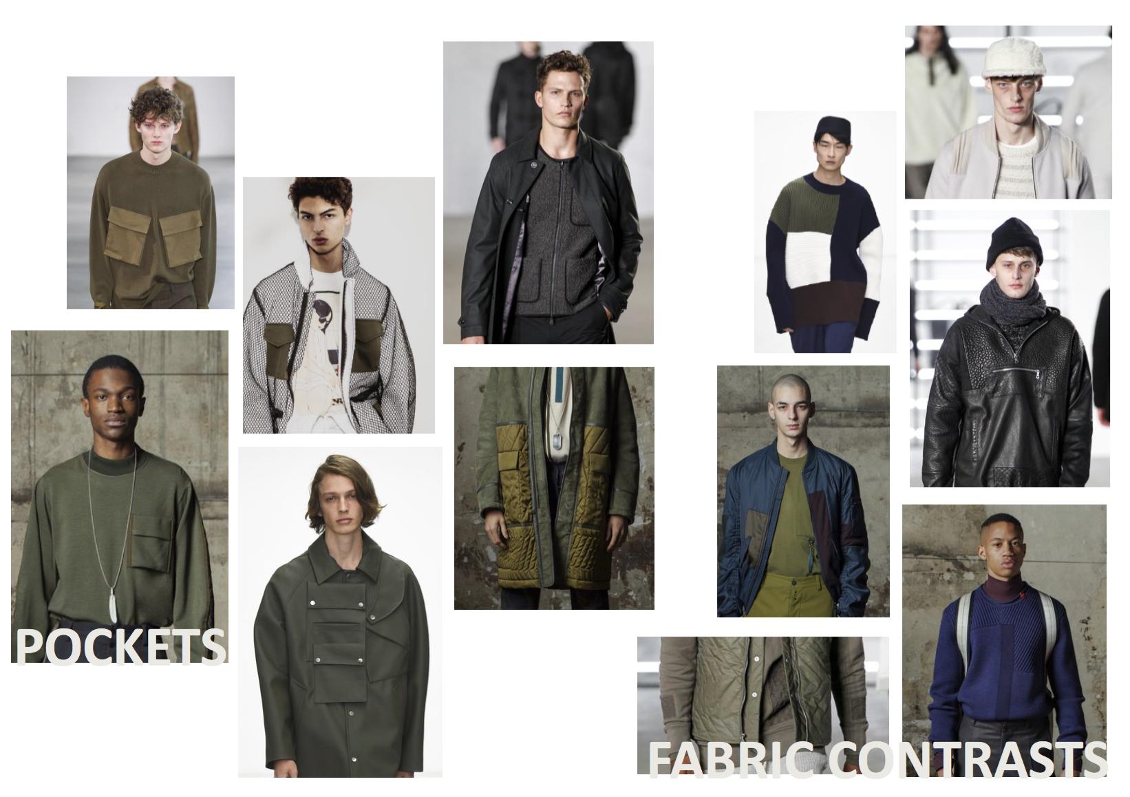Andrea Lorenzo | Zara man | pockets